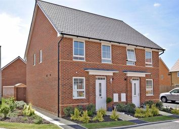 Thumbnail 2 bed semi-detached house for sale in Jodrell Place, Selsey, Chichester, West Sussex