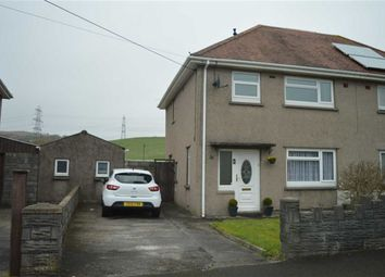Thumbnail 3 bed semi-detached house for sale in Heol Y Cae, Swansea