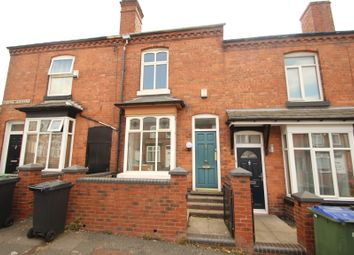 Thumbnail 3 bed terraced house to rent in Dawson Street, Bearwood, West Midlands