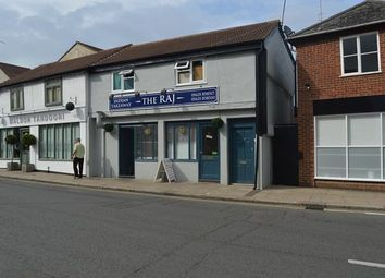 Thumbnail Commercial property for sale in 195 & 195A High Street, Maldon