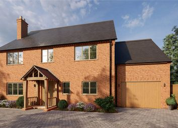 Thumbnail 4 bed detached house for sale in Tugby, Leicester, Leicestershire