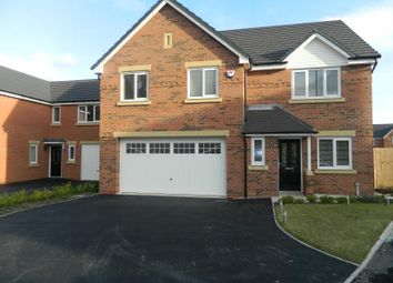 Thumbnail 5 bedroom detached house to rent in Winchester Drive, Devonshire Park, Bolton