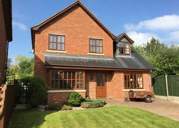 Thumbnail 4 bed detached house for sale in 32, Parc Hafod, Tregynon, Newtown, Powys