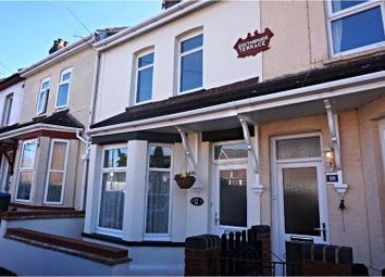 Thumbnail 3 bed terraced house for sale in Lower Mortimer Road, Woolston, Southampton