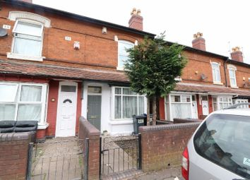 Thumbnail 2 bed terraced house for sale in Nineveh Road, Handsworth