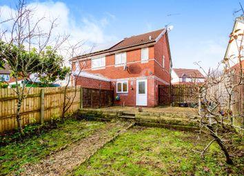 Thumbnail 2 bedroom semi-detached house for sale in Rushfield Gardens, Bridgend