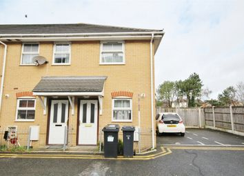 Thumbnail 2 Bed End Terrace House To Rent In Hannington Grove Bournemouth Dorset