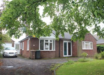 Thumbnail 3 bed detached bungalow for sale in Grantham Road, Waddington