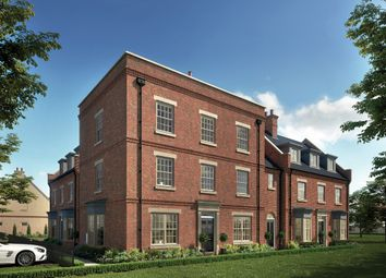"Thumbnail 1 bed flat for sale in ""Percival House"" at Central Avenue, Brampton, Huntingdon"