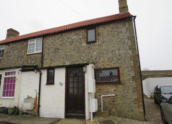 Thumbnail 2 bed property for sale in West Street, Isleham, Ely