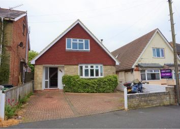 Thumbnail 4 bed detached bungalow for sale in Adelaide Grove, East Cowes