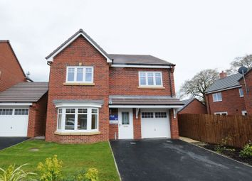 Thumbnail 4 bed detached house for sale in Wyaston Gardens, Willow Meadow Road, Ashbourne