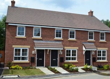 Thumbnail 2 bed semi-detached house for sale in Cedar Walk, Offenham, Evesham