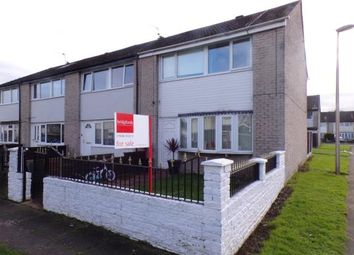 Thumbnail 3 bed end terrace house for sale in Esk Road, Winsford, Cheshire, England