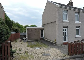 Thumbnail 3 bedroom end terrace house for sale in Ramsden Road, Clydach, Swansea