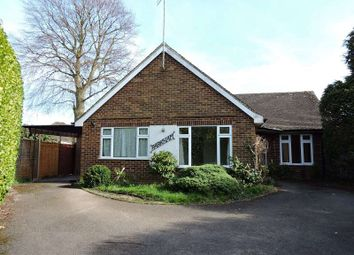 Thumbnail 3 bed bungalow for sale in Leatherhead Road, Bookham, Leatherhead