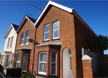 Thumbnail 3 bedroom end terrace house for sale in Grove Road, Cowes