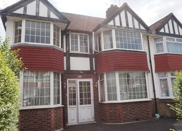 Thumbnail 4 bedroom semi-detached house to rent in Senlac Road, London