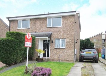 Thumbnail 2 bedroom semi-detached house for sale in Oakworth Close, Halfway, Sheffield, South Yorkshire