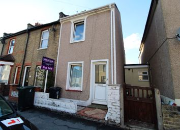 Thumbnail 3 bedroom end terrace house for sale in Castle Street, Swanscombe