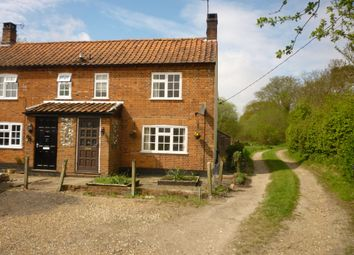 Thumbnail 2 bedroom cottage to rent in The Common, Gateley, Dereham