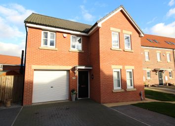 Thumbnail 4 bed detached house for sale in Greener Drive, Darlington, Durham