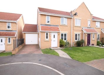 Thumbnail 3 bed end terrace house to rent in Ashwood Close, Sacriston, Durham