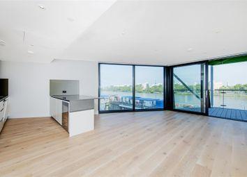 Thumbnail 2 bedroom flat for sale in 4 Riverlight Quay, Nine Elms, London