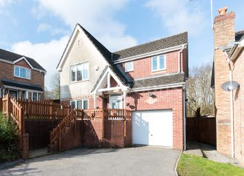 Thumbnail 5 bed detached house for sale in Burnet Drive, Pontllanfraith, Blackwood, Caerphilly.