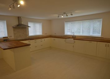 Thumbnail 4 bed detached bungalow to rent in New Road, Oundle, Peterborough