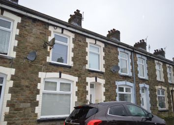 Thumbnail 2 bed terraced house to rent in James Street, Maerdy, Ferndale