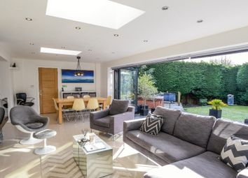 Thumbnail 4 bed detached house for sale in High Green, Norwich