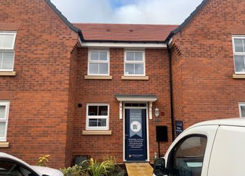Thumbnail 2 bed link-detached house for sale in Wakelin Way, Lichfield
