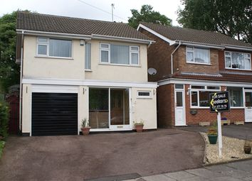 Thumbnail 3 bedroom detached house for sale in Woodway, Erdington, Three Bedroom Detached House