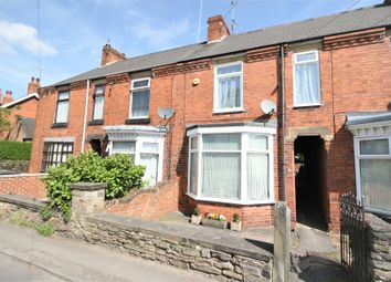 Thumbnail 2 bed terraced house for sale in Ashgate Road, Chesterfield
