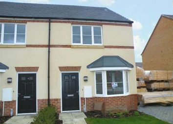 Thumbnail 2 bed semi-detached house to rent in Rathbone Crescent, West Town, Peterborough