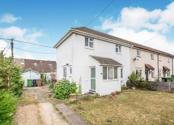 Thumbnail 2 bedroom end terrace house for sale in Geoffrey Barbour Road, Abingdon