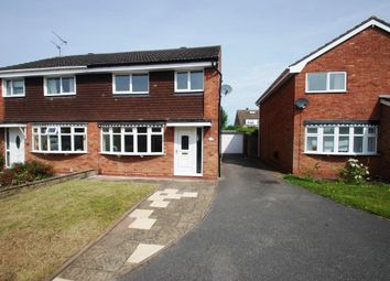 Thumbnail 3 bed property to rent in Fernwood Drive, Stafford