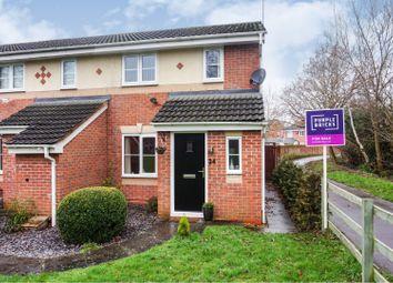 2 bed end terrace house for sale in Belvoir Road, Oakalls, Bromsgrove B60