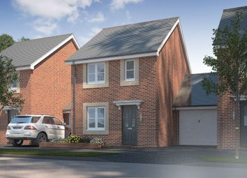 "Thumbnail 3 bedroom semi-detached house for sale in ""The Bampton Variant"" at Robin Road, Goring-By-Sea, Worthing"