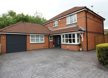 4 bed detached house for sale in Kingston Close, Bury BL8