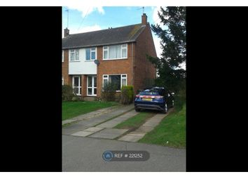 Thumbnail 3 bed semi-detached house to rent in Lower Street, Rugby