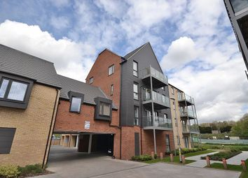 Thumbnail 1 bedroom flat for sale in River View, Bishop's Stortford