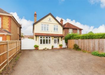 Thumbnail 4 bed detached house for sale in Straight Road, Old Windsor, Berkshire