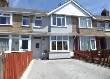 Thumbnail 2 bed terraced house for sale in Surrey Road, Rodbourne Cheney, Swindon