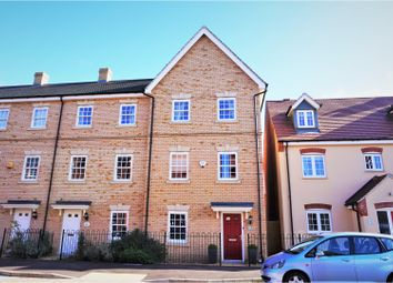 Thumbnail 3 bed town house for sale in Brooklands Avenue, Wixams