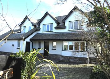 Thumbnail 4 bed detached house for sale in Week St Mary, Holsworthy, Cornwall