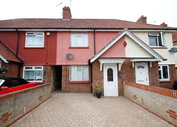 Thumbnail 2 bed terraced house for sale in Boyton Road, Ipswich