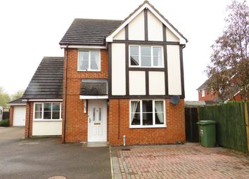 Thumbnail 5 bed detached house for sale in Hutchinson Close, Manea, March