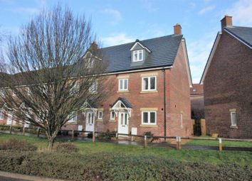 Thumbnail 4 bedroom semi-detached house for sale in Malone Avenue, Swindon